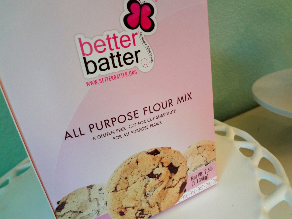 Better Batter flour