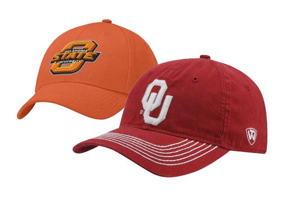 OU OSU Hats