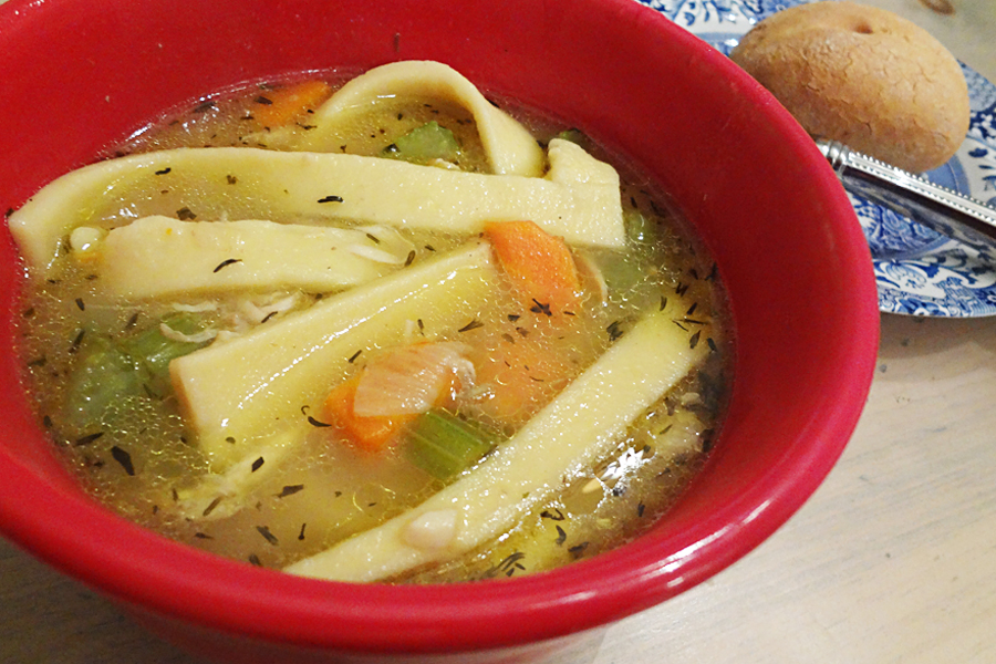 lovely homemade chicken noodle soup recipes Part - 8: lovely homemade chicken noodle soup recipes awesome design
